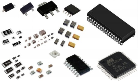 Electronic components - Surface Mount Technology type